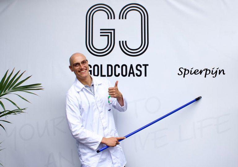 Goldcoast Spierpijn